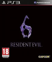 Hra pre Playstation 3 Resident Evil 6