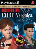 Hra pre Playstation 2 Resident Evil Code Veronica X