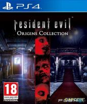 hra pre Playstation 4 Resident Evil Origins Collection