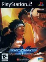 Hra pre Playstation 2 SNK vs. Capcom: SVC Chaos