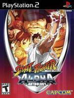 Hra pre Playstation 2 Street Fighter Alpha Anthology