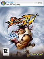 Hra pre PC Street Fighter IV