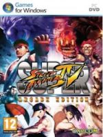 Hra pre PC Super Street Fighter IV: Arcade Edition