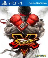 hra pre Playstation 4 Street Fighter V