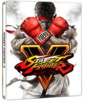 hra pre Playstation 4 Street Fighter V (Steelbook Edition)