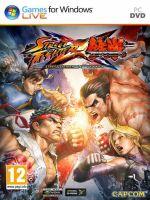 Hra pre PC Street Fighter X Tekken
