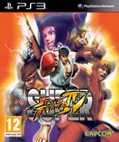 Hra pre Playstation 3 Super Street Fighter IV