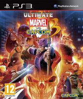 Hra pre Playstation 3 Ultimate Marvel vs Capcom 3