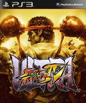 Hra pre Playstation 3 Ultra Street Fighter IV