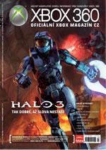 Hra pre Xbox 360 Oficiálny XBOX magazín CZ č.04