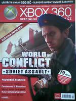 Hra pre Xbox 360 Oficiálny XBOX magazín CZ č.10