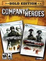 Hra pre PC Company of Heroes CZ (Zlatá edice)