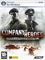 Hra pre PC Company of Heroes: Opposing Fronts CZ