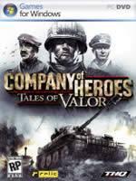 Hra pre PC Company of Heroes: Tales of Valor EN