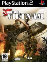Hra pre Playstation 2 Conflict Vietnam