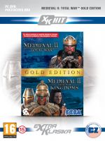 Hra pre PC Medieval II: Total War GOLD CZ