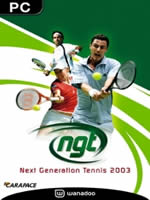 Hra pre PC Next Generation Tennis 2003