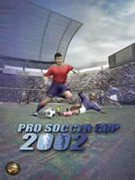 Hra pre PC Pro Soccer Cup 2002