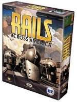 Hra pre PC Rails Across America