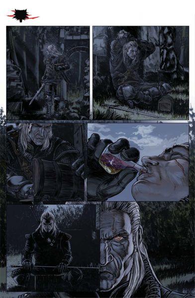 Komiks Zaklinac Dua Vrahove Kralu Satu Cast Gameexpres Sk