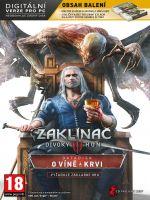 Hra pro PC Zaklínač III: Divoký hon - O Víně a Krvi