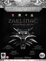 Hra pre PC Zaklínač (Platinová - Rozšířená edice)