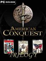 Hra pro PC American Conquest Trilogy