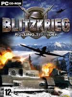 Hra pre PC Blitzkrieg: Rolling Thunder