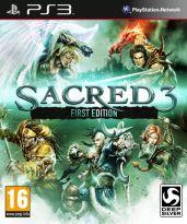 Hra pre Playstation 3 Sacred 3