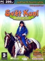 Hra pro PC Svět koní - Já chci jezdit