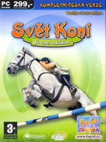 Hra pre PC Svet koní: Chci skákat