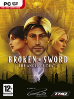 Hra pre PC Broken Sword 4: The Angel of Death