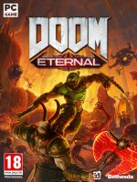 DOOM: Eternal (PC) + darček STEELBOOK + DLC+DOOM 64
