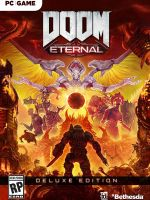DOOM: Eternal - Deluxe Edition (PC) + darček STEELBOOK + DLC+DOOM 64