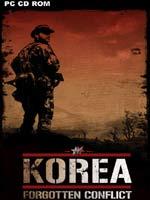 Hra pre PC Korea: Forgotten conflict