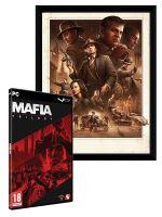 Mafia Trilogy + Zarámovaný plagát Cosa Nostra (PC)