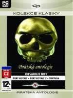 Hra pre PC Pirátská antologie (Port Royale 1+2 + Tortuga)