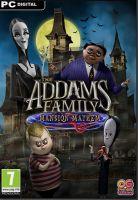 Hra pro PC The Addams Family: Mansion Mayhem