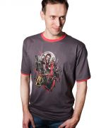 Herné tričko Tričko Avengers - Infinity War (veľkosť XL)