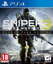 hra pre Playstation 4 Sniper: Ghost Warrior 3 (Season Pass Edition)