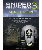 hra pro Playstation 4 Sniper: Ghost Warrior 3 (Stealth Edition)