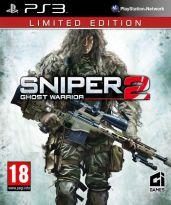 Hra pro Playstation 3 Sniper: Ghost Warrior 2 (Limitovaná edice)