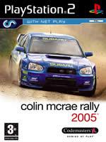 Hra pre Playstation 2 Colin McRae Rally 2005