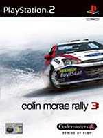 Hra pre Playstation 2 Colin McRae Rally 3
