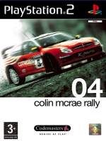 Hra pre Playstation 2 Colin McRae Rally 04