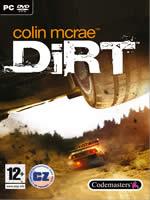 Hra pre PC Colin McRae: DIRT EN