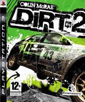 Hra pre Playstation 3 Colin McRae: DIRT 2