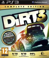 Hra pre Playstation 3 Colin McRae: DIRT 3 (Complete Edition)