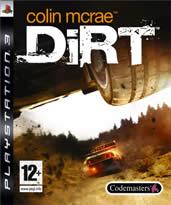 Hra pre Playstation 3 Colin McRae: DIRT