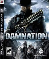 Hra pre Playstation 3 Damnation